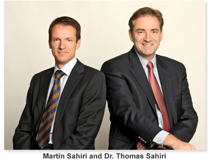 Implen - Martin Sahiri and Dr. Thomas Sahiri